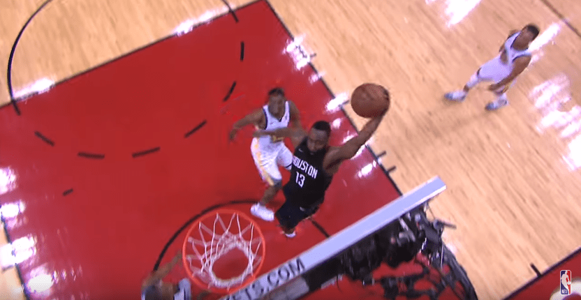Top 5 : Double-dunk de James Harden !