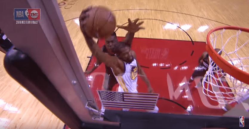 Top 5 : Kevin Durant monte très fort !