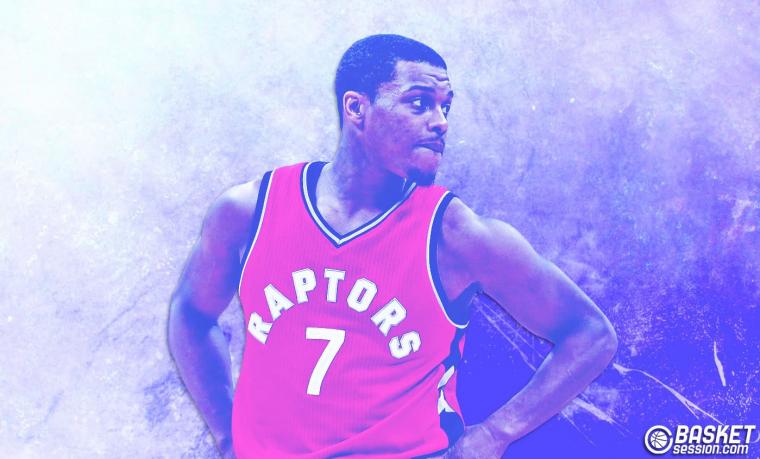 Tous les Raptors ont disparu dans le money time… sauf Lowry!