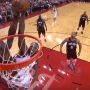 Top 5 : Capela scotche le dunk de Green !