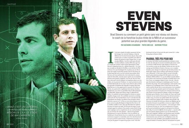 Brad Stevens - REVERSE #65
