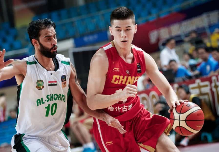 «Abu-Abu», le sniper chinois de la Draft 2018