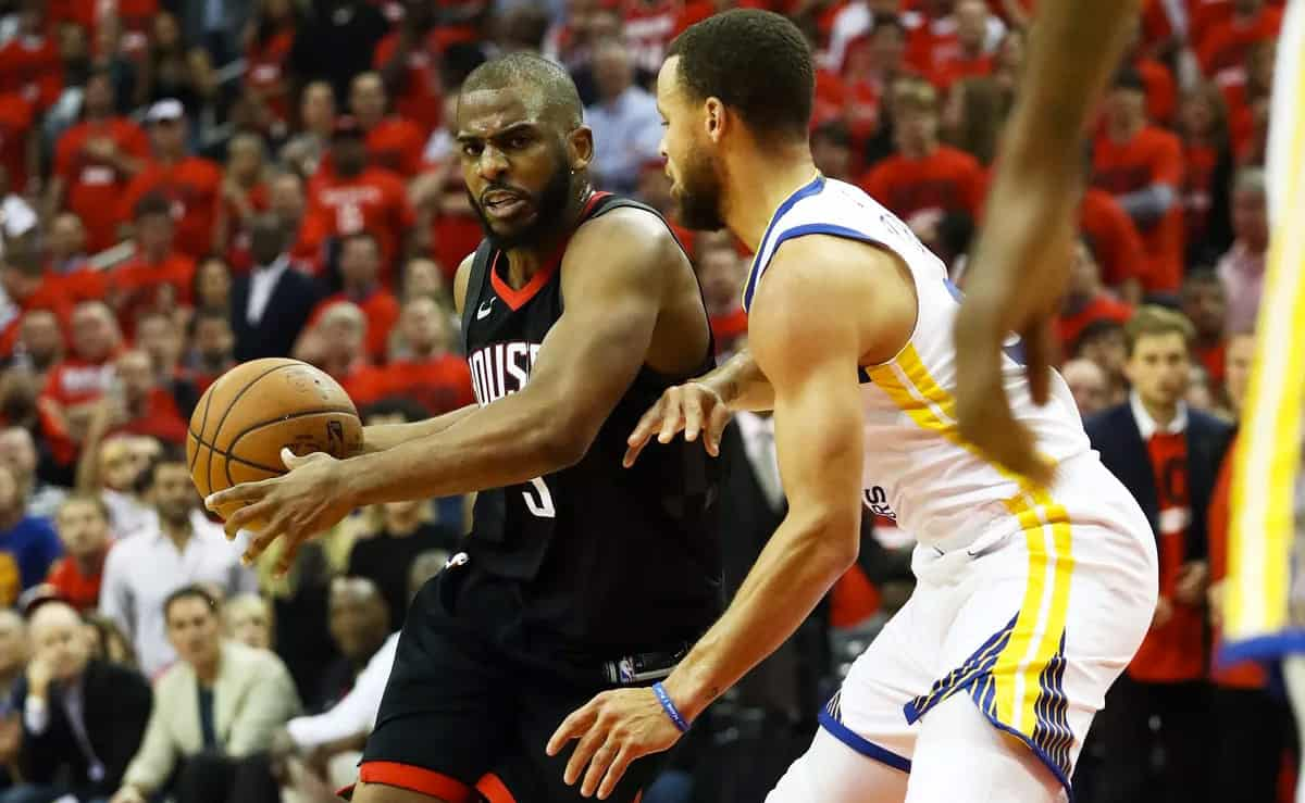 CQFR : CP3 est vilain, Houston collectif