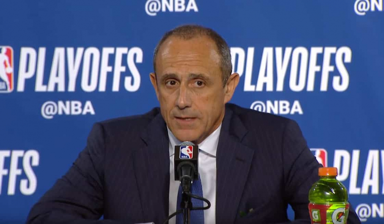 Ettore Messina, et maintenant les Bucks ?