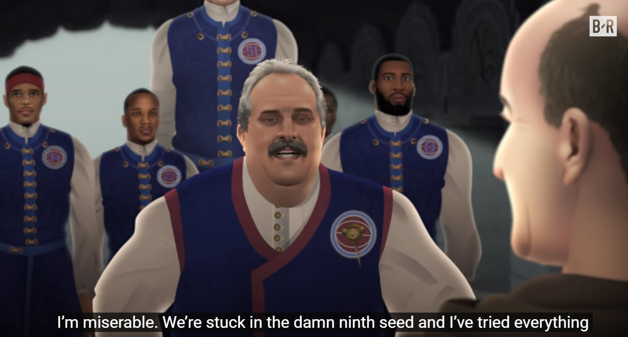Game of Zones : L'Île des Van Gundy