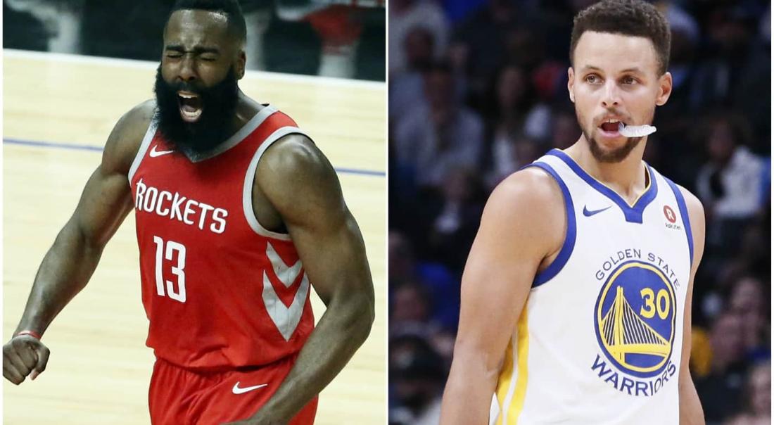 LIVE : Houston vs Golden State