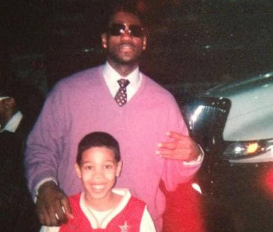 Quand Jayson Tatum, 14 ans, demandait un follow à LeBron
