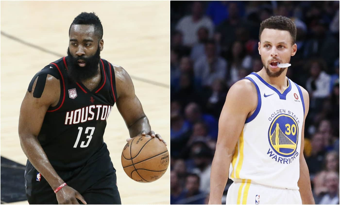 Preview : Houston-Golden State, la « vraie » finale