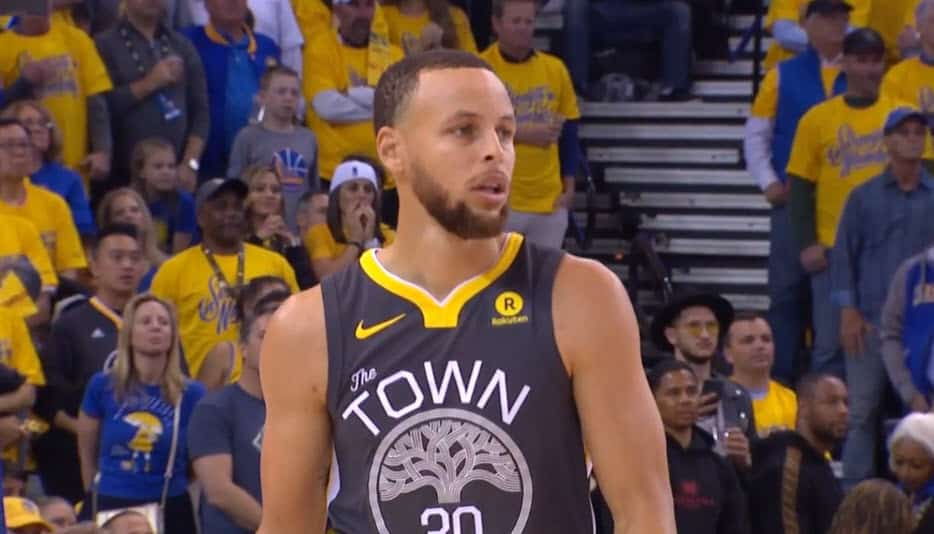 Stephen Curry est indispensable, étonnant non ?