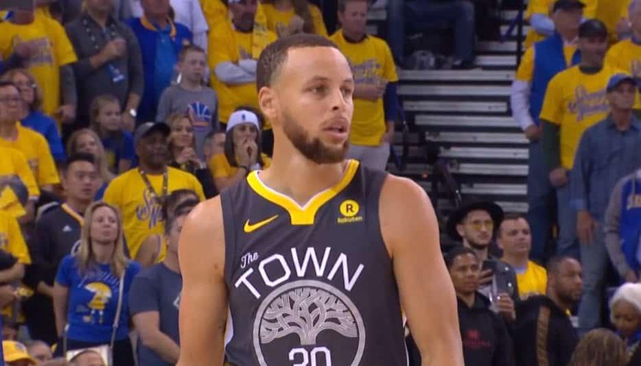 Stephen Curry est indispensable, étonnant non ?