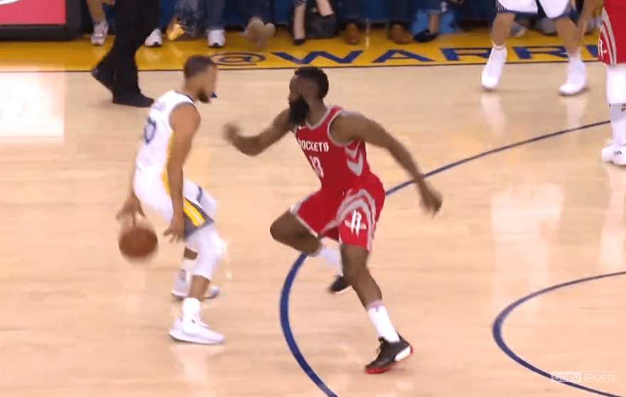 Top 5 : Insolent, Curry fait danser Harden
