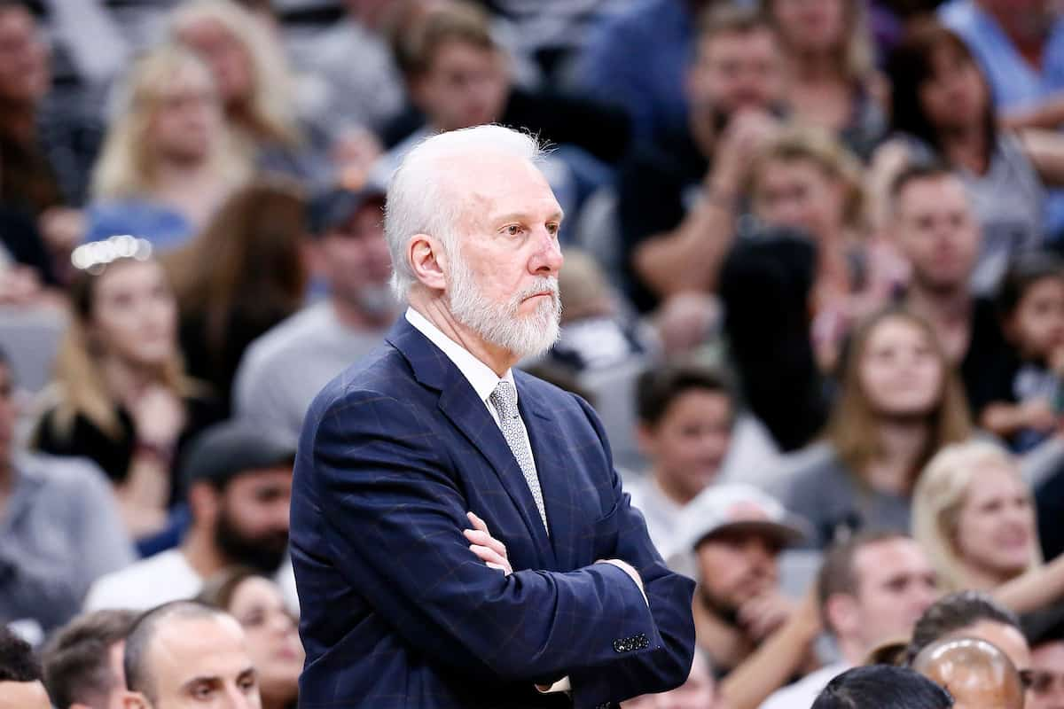 Gregg Popovich ne devrait plus coacher après 2020…