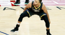 Stephen Curry déjà troisième shooteur de l'Histoire à trois-points