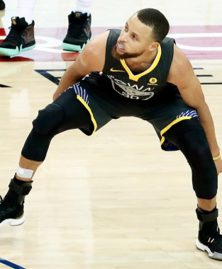 Stephen Curry, meilleur shooteur de la décennie