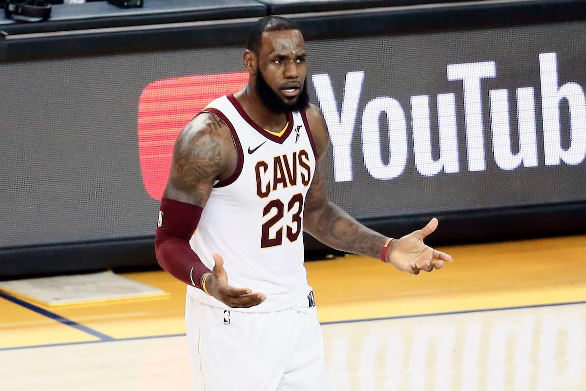 LeBron James a besoin d'une autre superstar pour battre Golden State