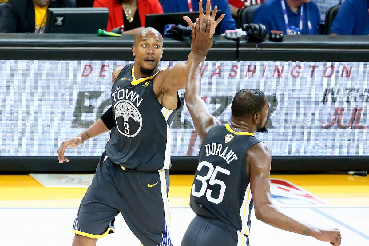 Golden State Warriors : David West vers la retraite ?