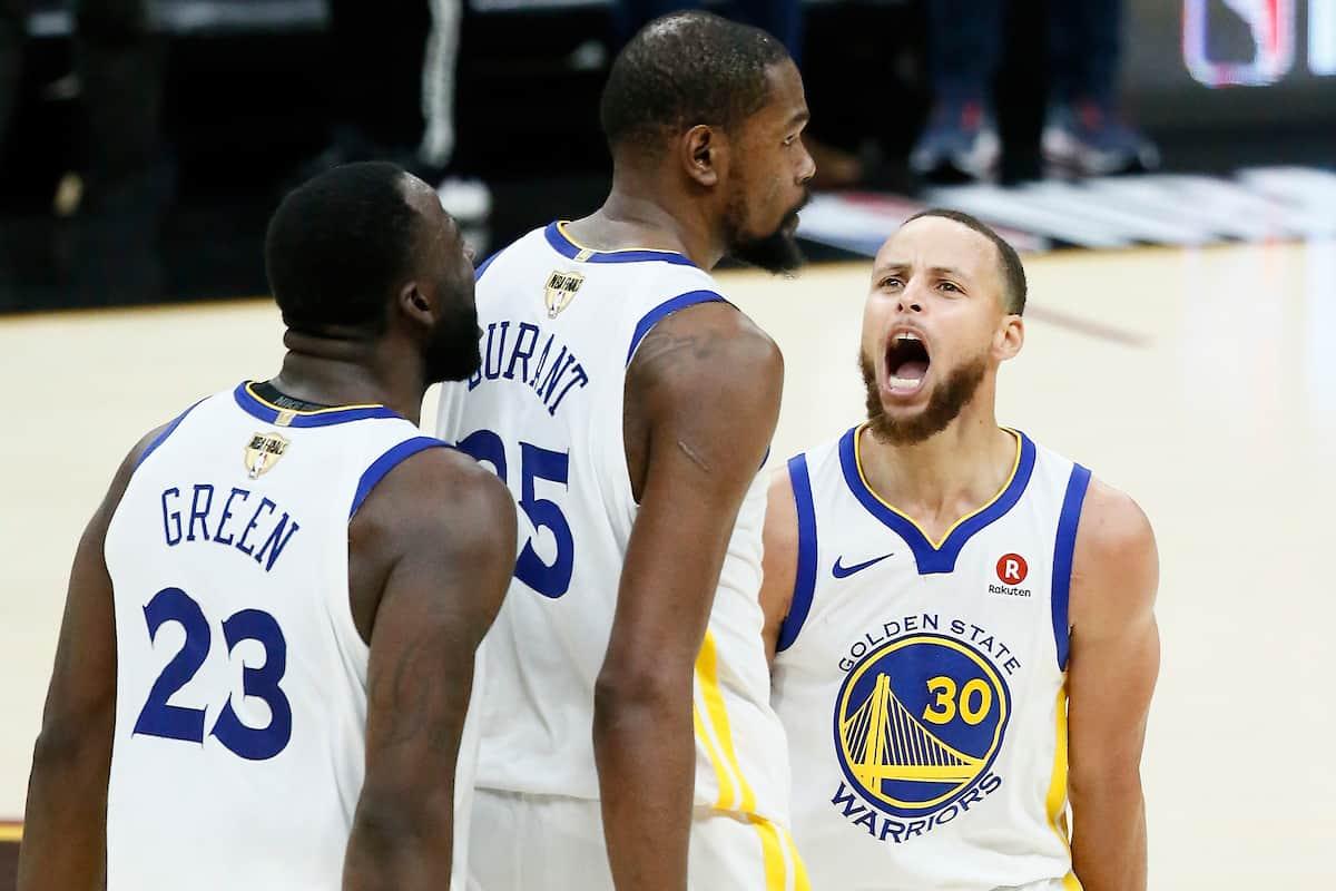 Vestiaire NBA Free Agency Golden State Warriors Power Ranking NBA