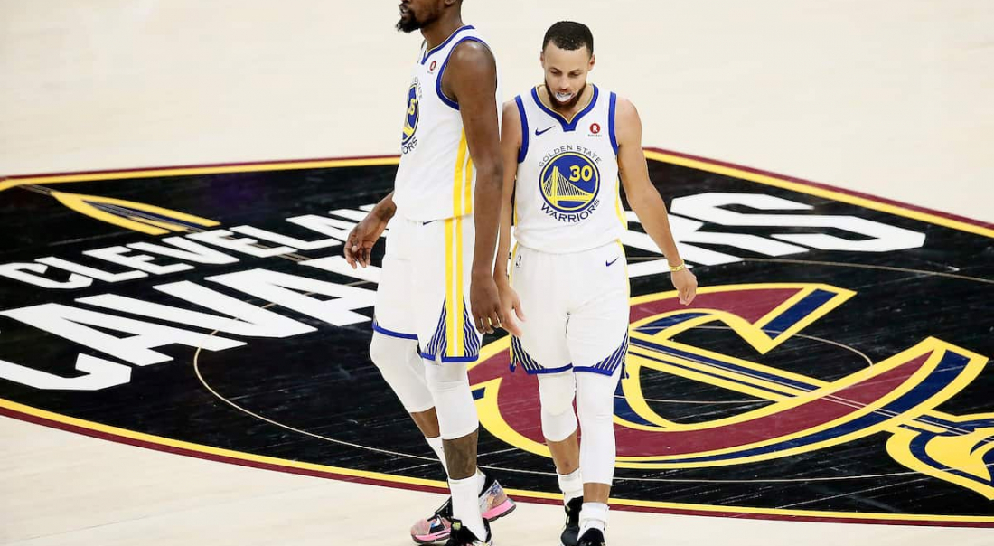 Ils ont plié la NBA, mais respect aux Warriors !