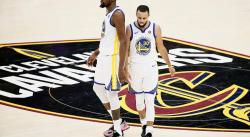 Stephen Curry rend un hommage magnifique à Kevin Durant