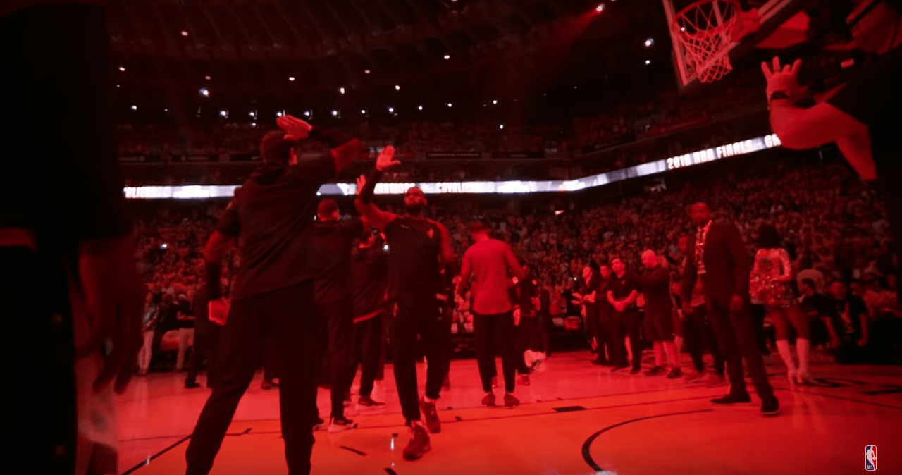 Le mini movie du Game 2 des Finales NBA : frissons garantis