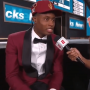 Le #8 pick des Cavs Collin Sexton envoie un message à LeBron James