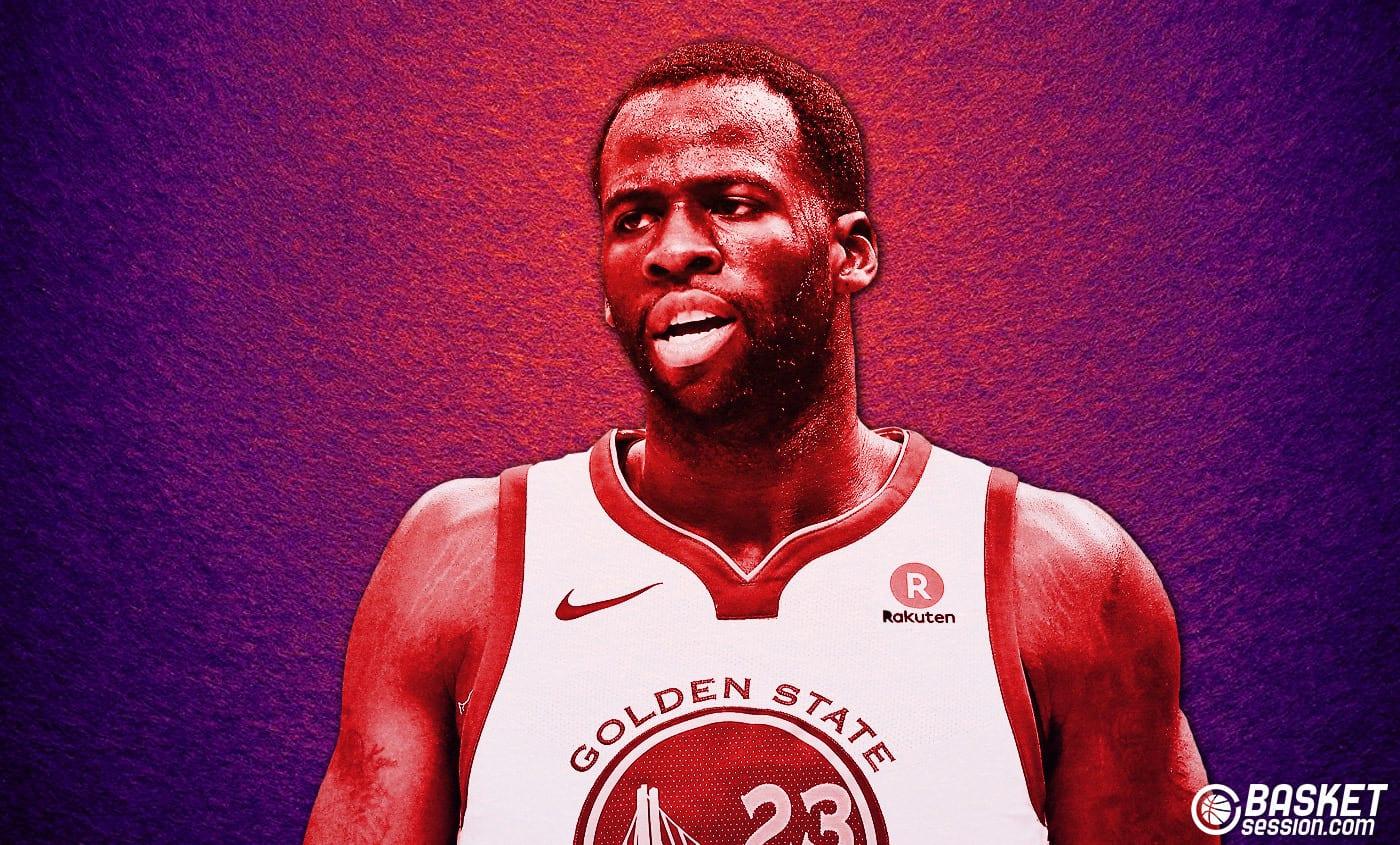 Draymond Green, le meilleur vilain de la NBA