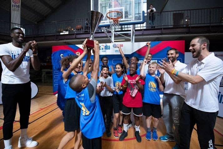 Les Warriors aussi champions… de la première ligue NBA Jr FFBB UNSS