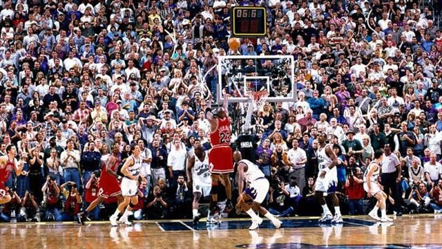Il y a vingt ans, « The Last Shot » de Michael Jordan