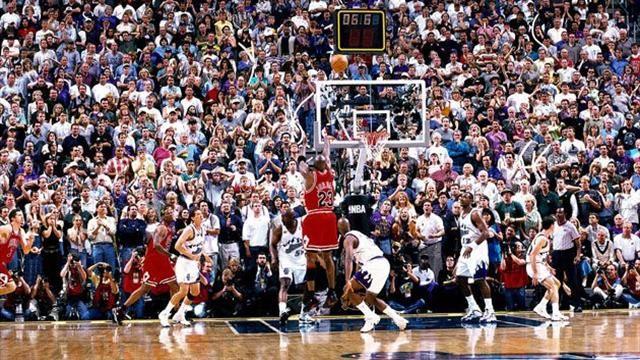 Il y a vingt ans, «The Last Shot» de Michael Jordan