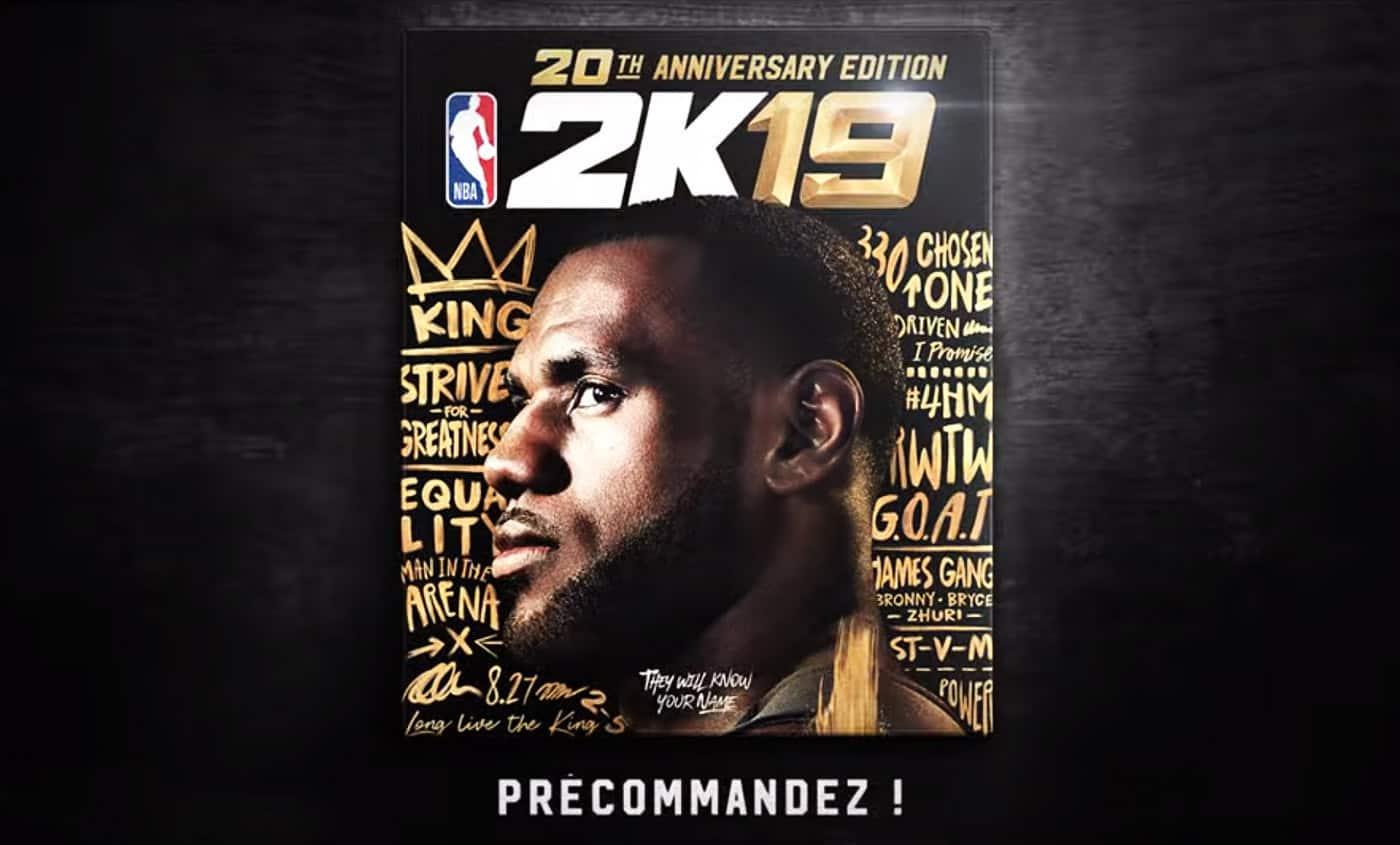 NBA 2K19 Du Choix Dans Les Shot Meters