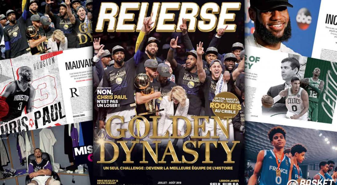 REVERSE 67 : La dynastie Warriors est là