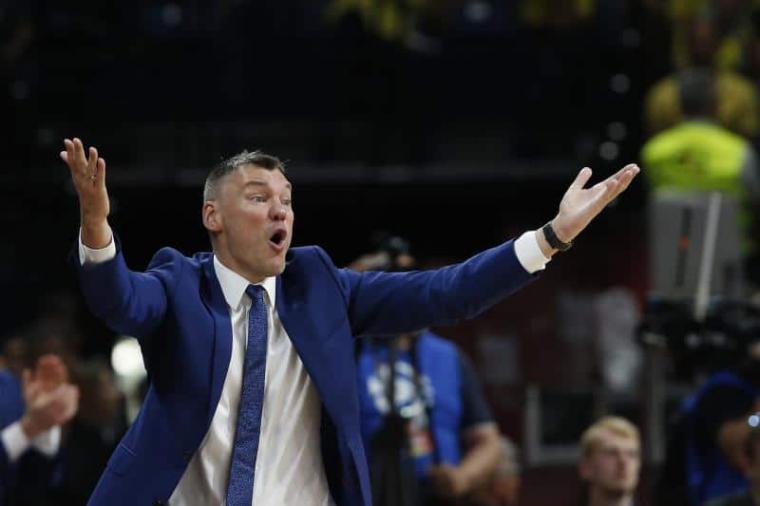 Pas de banc NBA pour Sarunas Jasikevicius