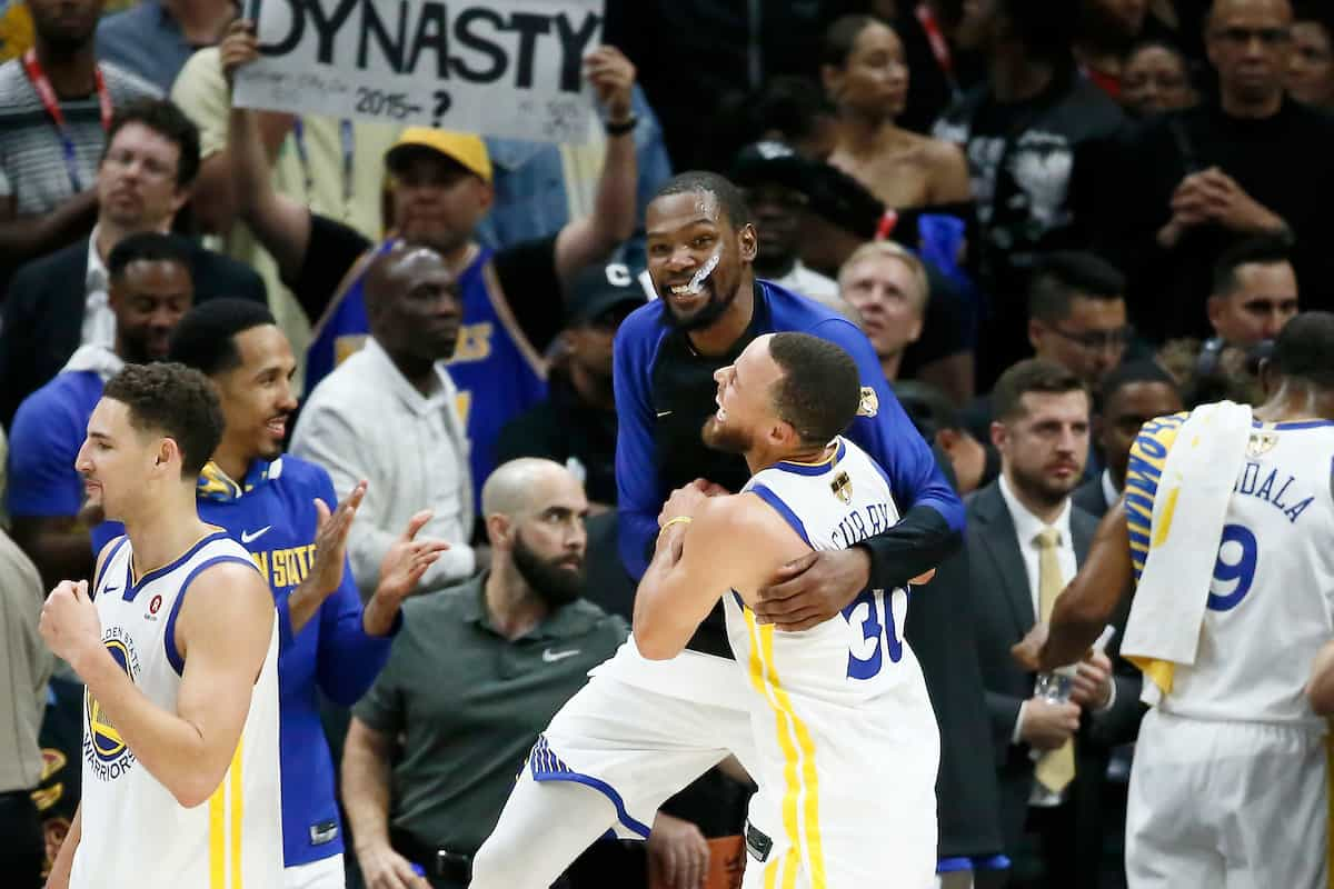 Le titre de MVP des Finales ? Stephen Curry s'en balance !