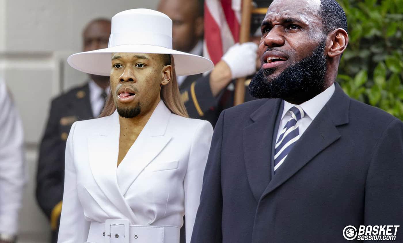 Les Trophées des Finales NBA-Game 2 : Curry, Hood, Livingston et Perkins