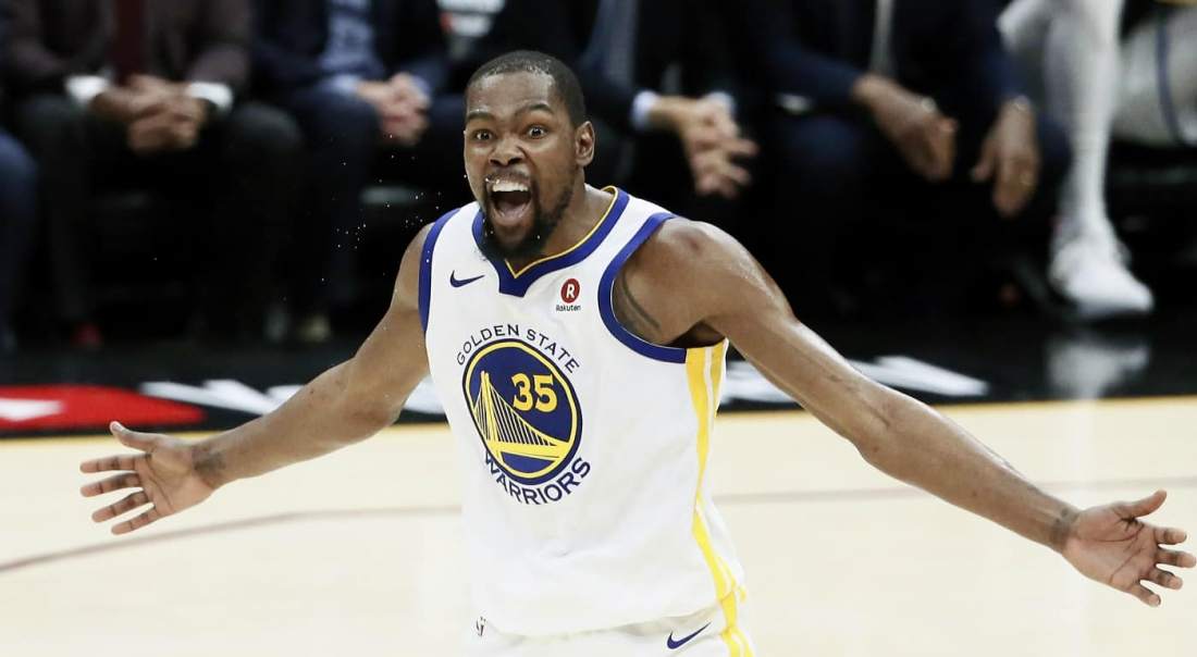 KD, the Takeover