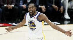 Les statistiques époustouflantes de Kevin Durant en finales NBA