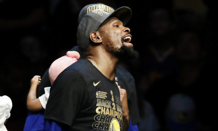 Des Warriors pensent que Kevin Durant va partir