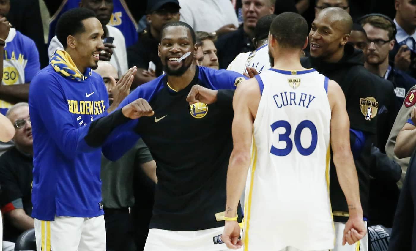 CQFR : Les Warriors humilient Denver, Giannis en TD express