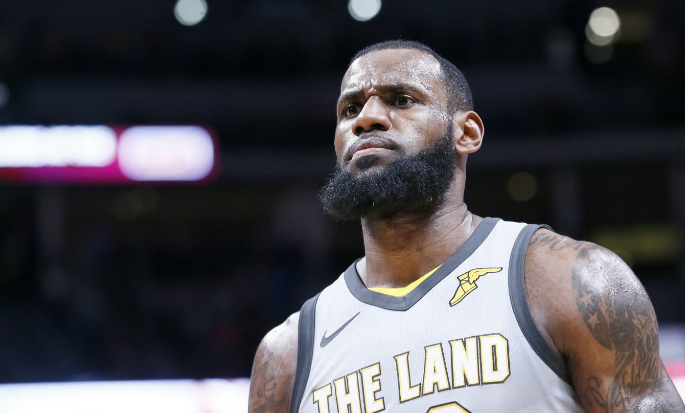 Le GM des Cavs a eu du mal à se remettre du départ de LeBron James