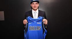 Luka Doncic, meilleur joueur de la draft de «très loin» pour Cuban