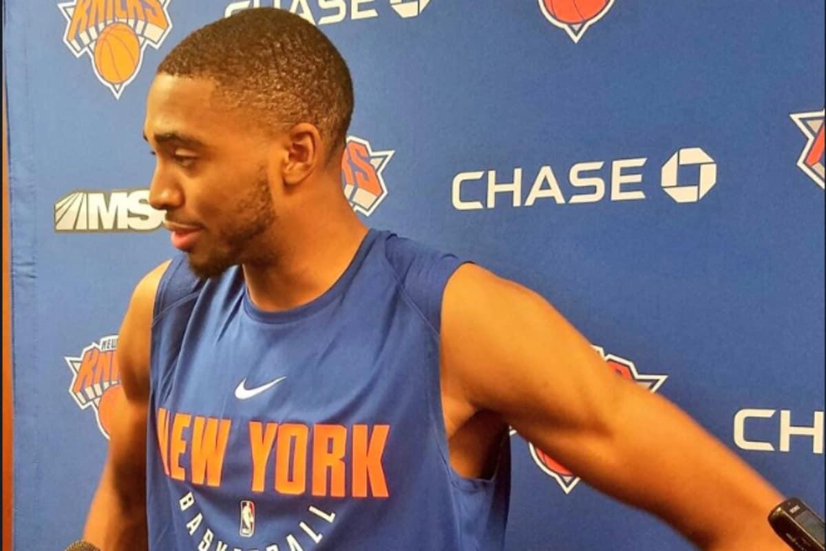 Les Knicks hésitent entre Mikal Bridges et Kevin Knox
