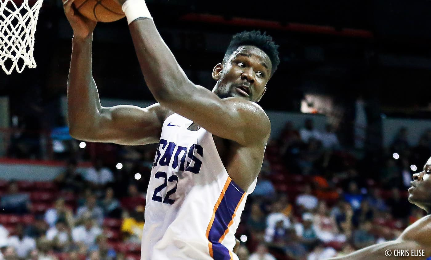 Top 10 : Le meilleur de Deandre Ayton en Summer League