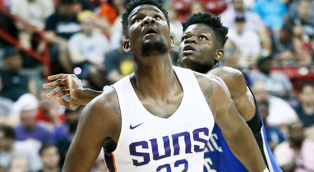 Deandre Ayton utilisé au poste 4 avec les Suns ?