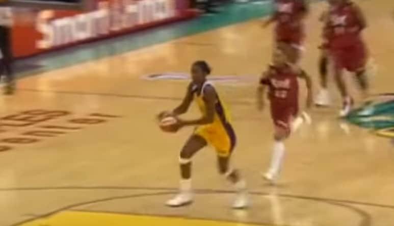 Le jour où Lisa Leslie a révolutionné la WNBA