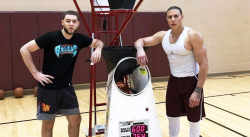 Mike Bibby est devenu un monstre physique
