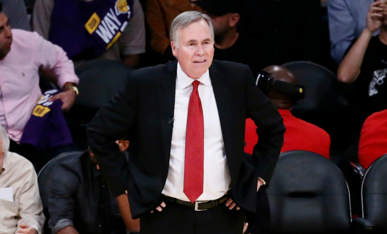 Mike D'Antoni refuse finalement de prolonger aux Rockets