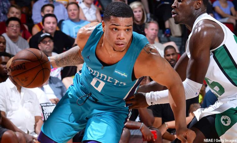Le rookie Miles Bridges rejoint la famille Nike