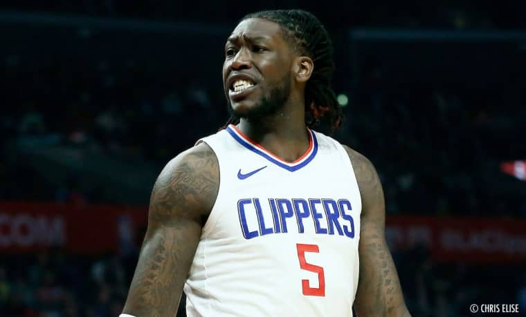 Montrezl Harrell rempile aux Los Angeles Clippers