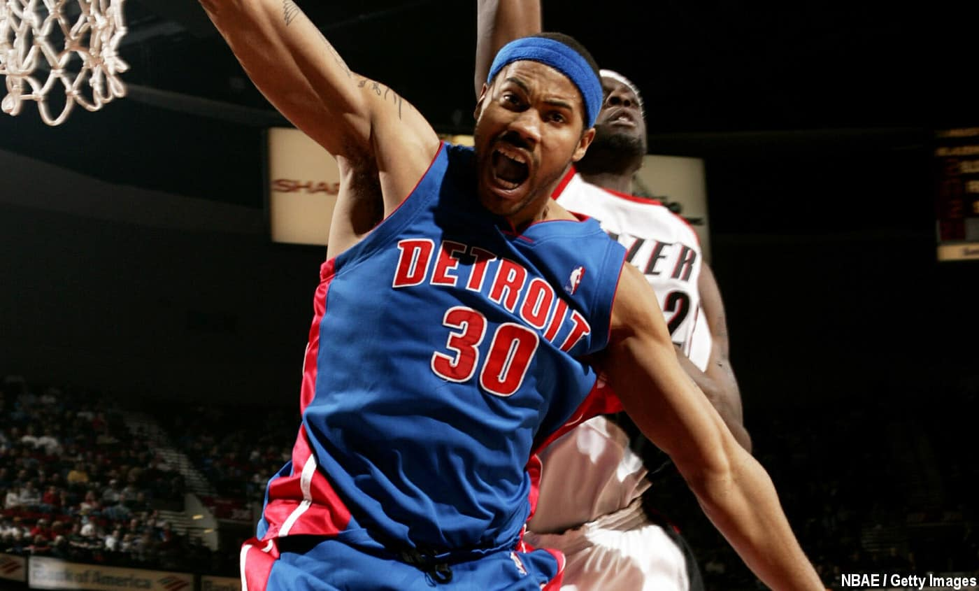Rasheed Wallace : l'éternel incompris