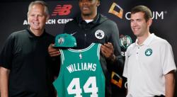 Robert Williams assume sa bourde et promet aux Celtics d'être sérieux